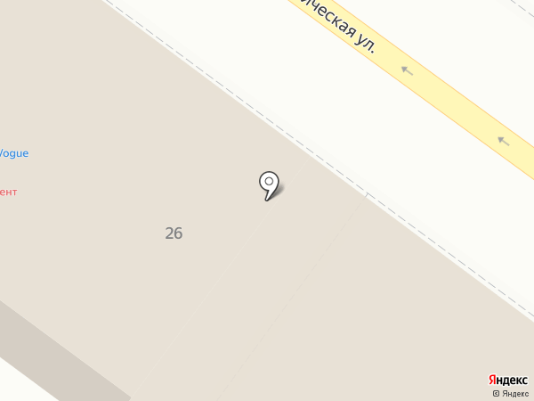 Фотография на карте Энгельса