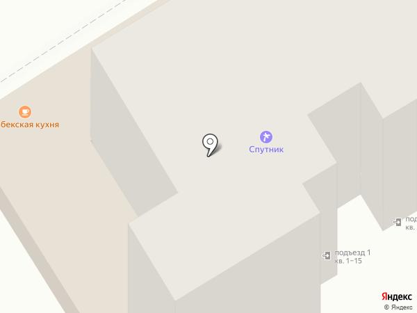 Росс-Тур на карте Энгельса