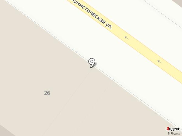 Пионер на карте Энгельса