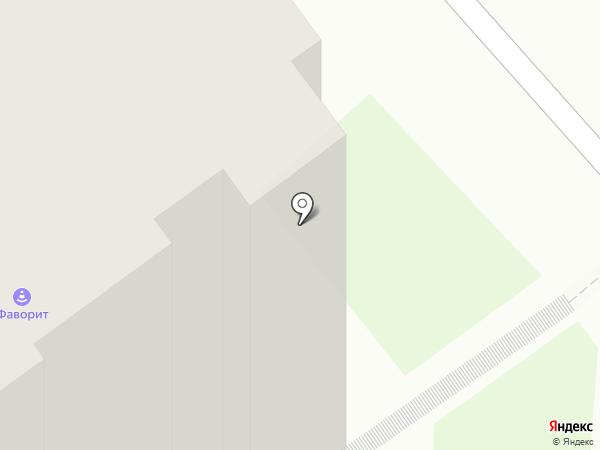 Продуктовый магазин на карте Энгельса