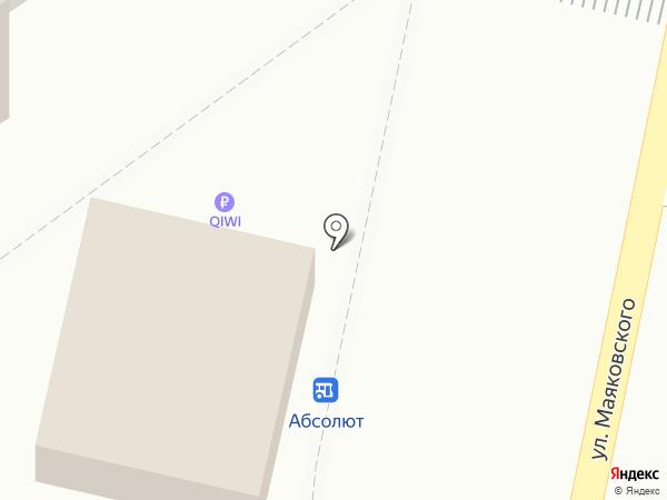 Магазин одежды и обуви на карте Энгельса