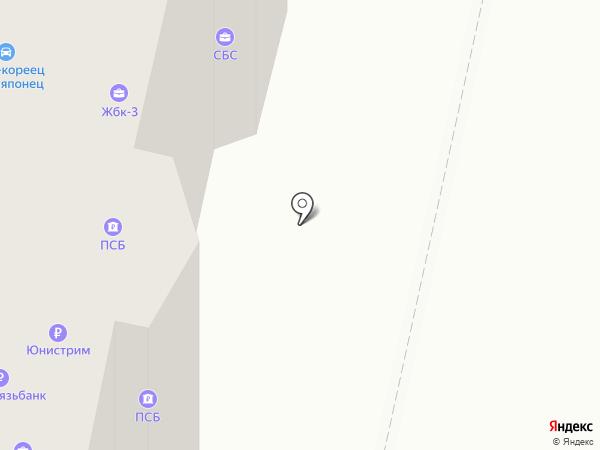 Промсвязьбанк, ПАО на карте Энгельса