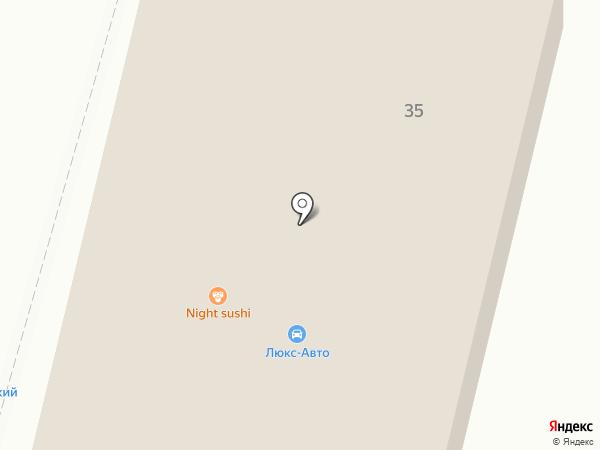 Премьер на карте Энгельса