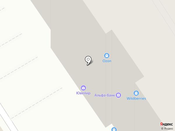 Шармэль на карте Энгельса