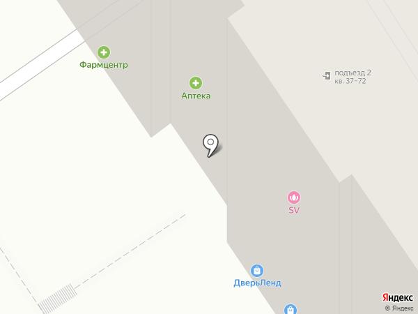 Престиж-М на карте Энгельса