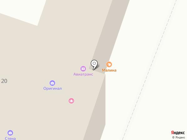 Интерьер Строй на карте Энгельса