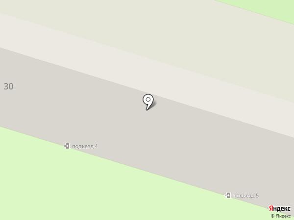 Хорошая на карте Новопушкинского