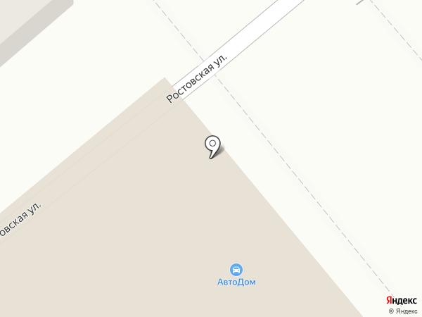 Магазин автозапчастей для иномарок на карте Энгельса