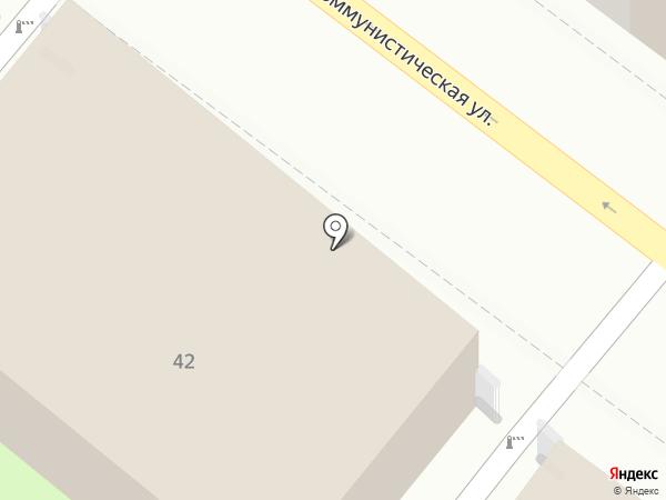 Магазин пряжи и товаров для рукоделия на карте Энгельса