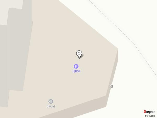 Промвентстрой на карте Энгельса