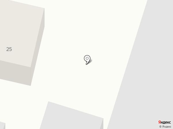 Беркут на карте Энгельса