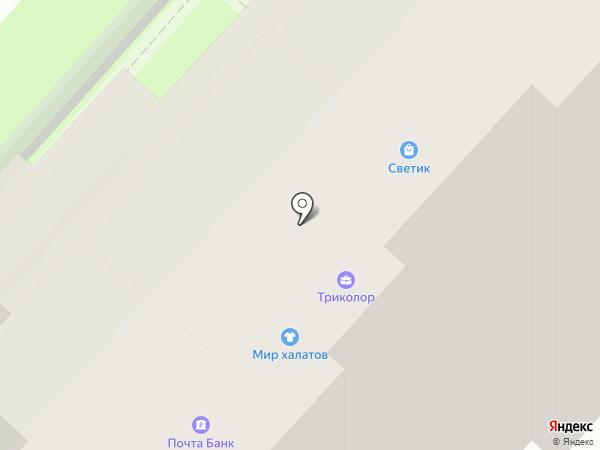 Агентство недвижимости на карте Энгельса