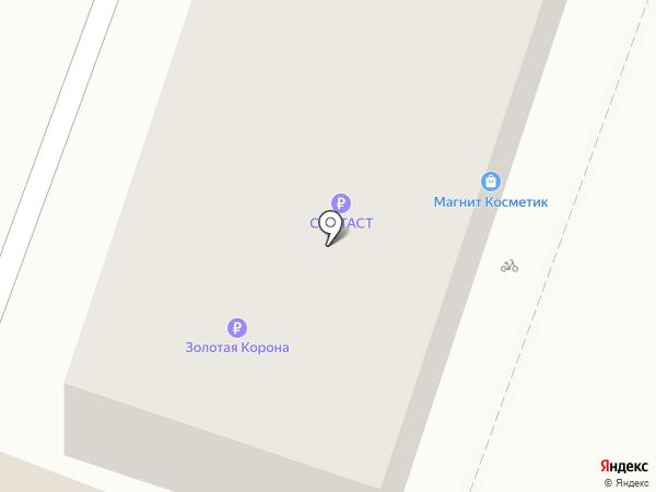Активкапитал банк, ПАО на карте Энгельса