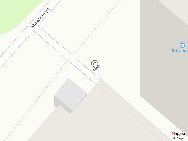 Киоск по ремонту обуви на карте Энгельса