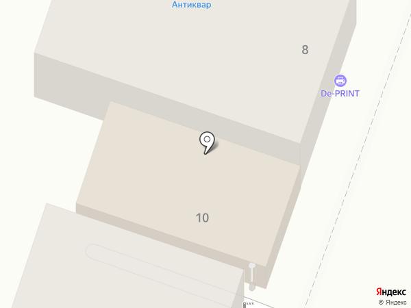 КИИТ-Сервис на карте Энгельса