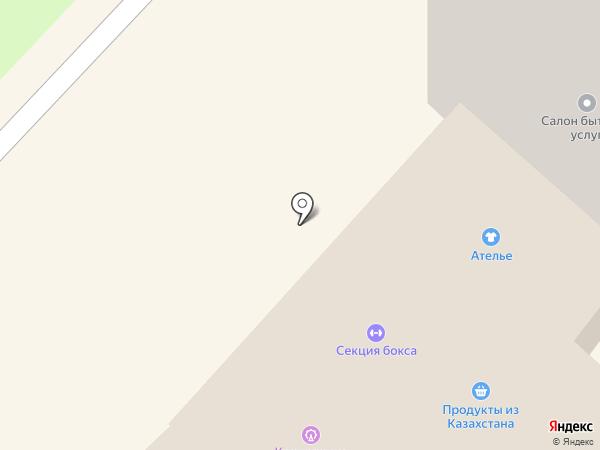 ДиП Мебель на карте Энгельса