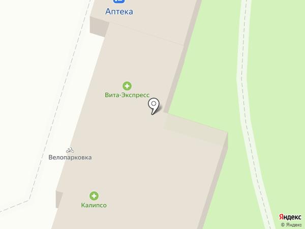 Евросеть на карте Энгельса