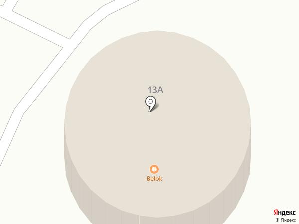 Родничок на карте Энгельса