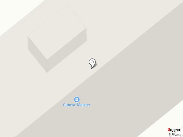 Омега Пласт+ на карте Энгельса