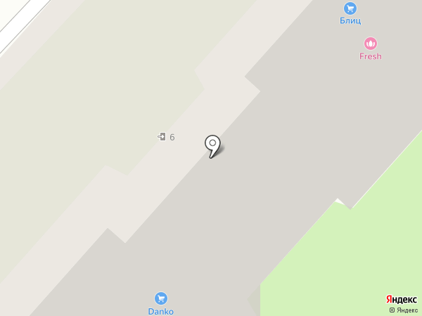 Fresh на карте Энгельса
