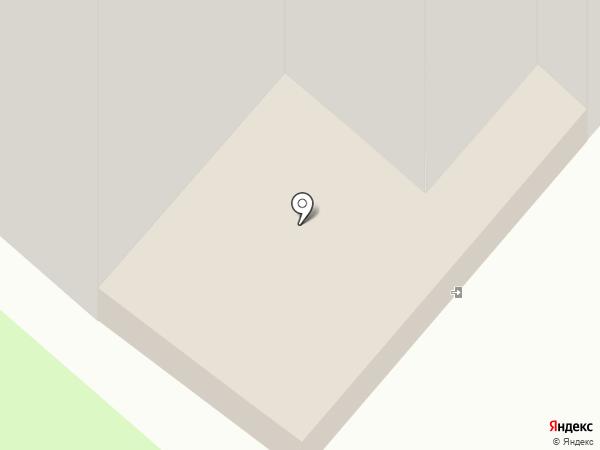Детская городская поликлиника №2 на карте Энгельса