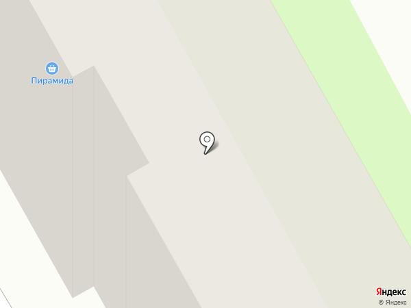 АВС-Электрика на карте Энгельса