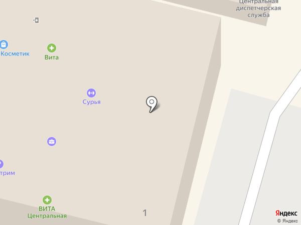 ИнфоСлужба Предпринимателей на карте Энгельса