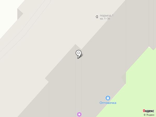 Pro-line на карте Энгельса