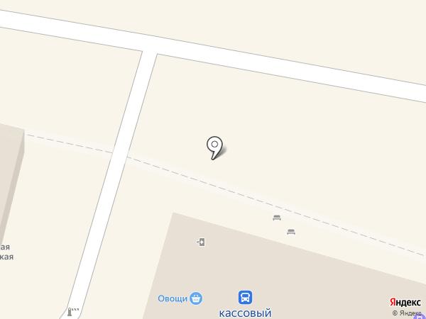 СарАвтовокзал на карте Энгельса