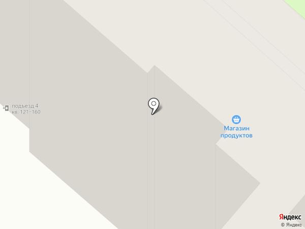 Булочная на карте Энгельса