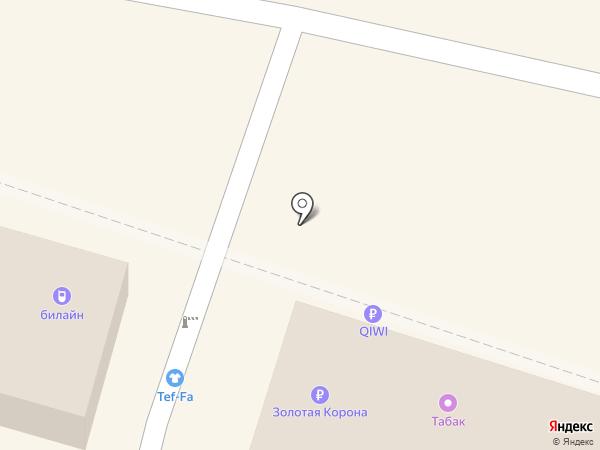 Магазин табачной продукции на карте Энгельса