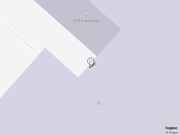 Средняя общеобразовательная школа №32 на карте Энгельса