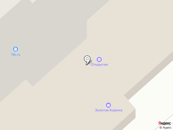 Банкомат, Ханты-Мансийский банк Открытие, ПАО на карте Энгельса