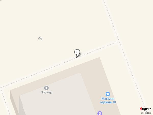 ЕВРОТЕКС на карте Энгельса