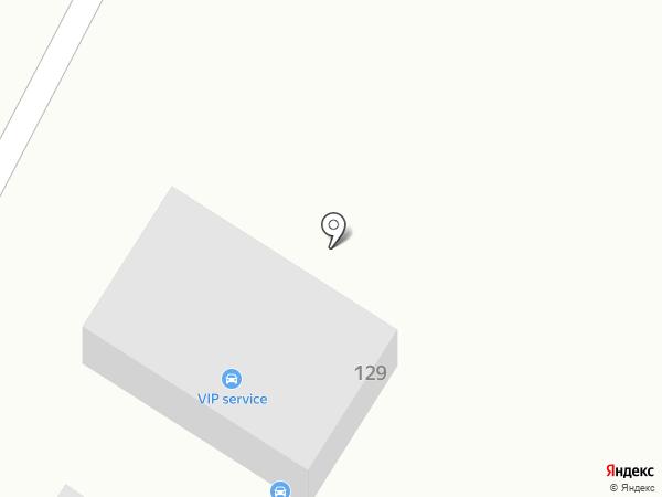 Шиномонтажная мастерская на Московской на карте Энгельса