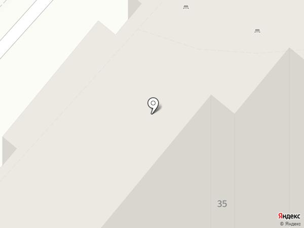 Полярная станция на карте Энгельса