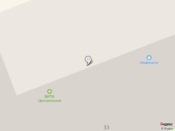ТАИС на карте Энгельса