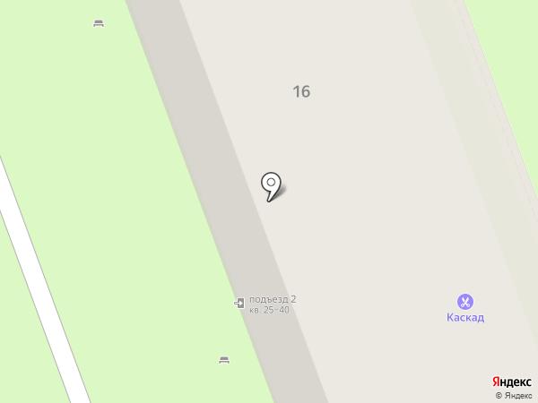 Гламур на карте Энгельса