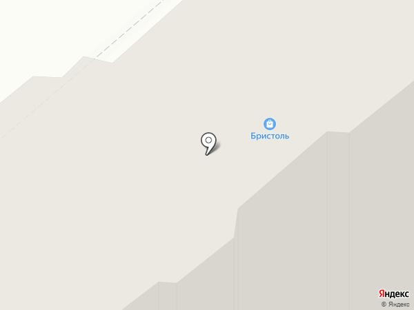 Камышинский Текстиль на карте Энгельса