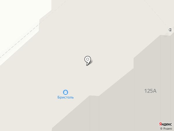 Алмаз, ТСН на карте Энгельса
