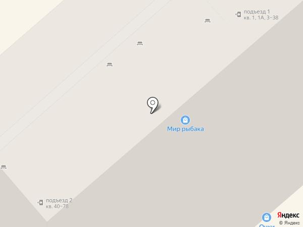 Мир рыбака на карте Энгельса