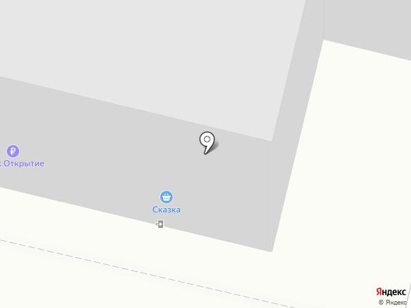 Сластёна на карте Энгельса