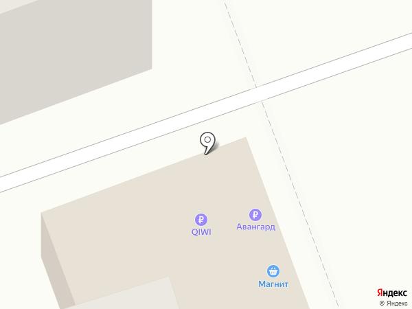 Банкомат, АКБ Авангард, ПАО на карте Энгельса