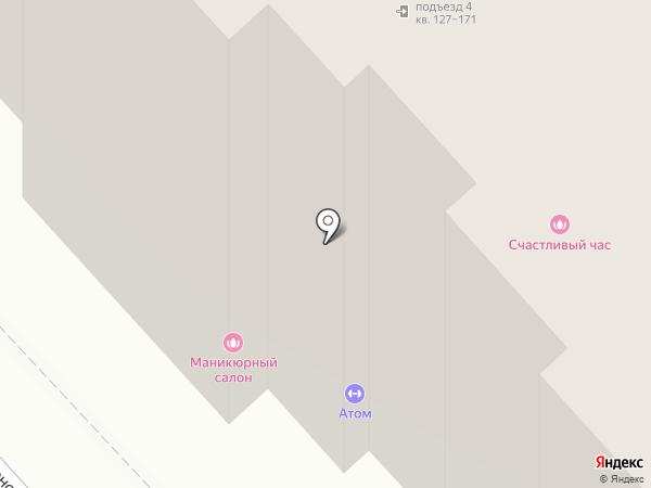 Спецмонтажстрой на карте Энгельса