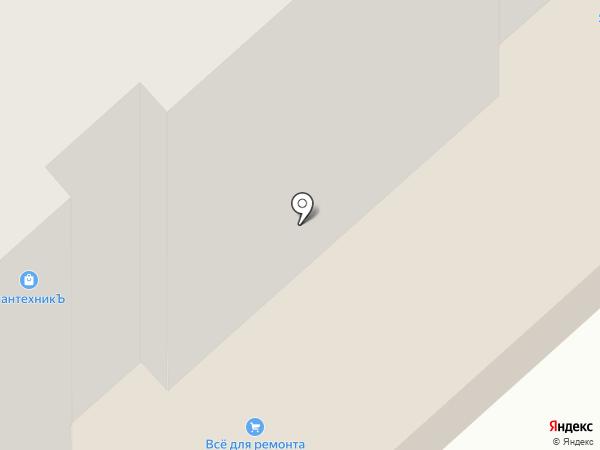 Сантехникъ на карте Энгельса