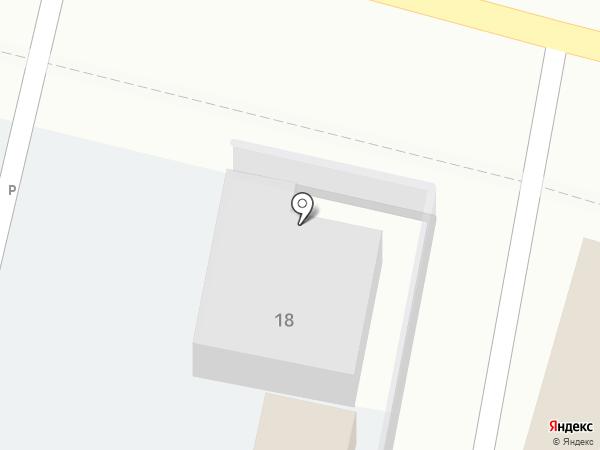Управление капитального строительства на карте Энгельса