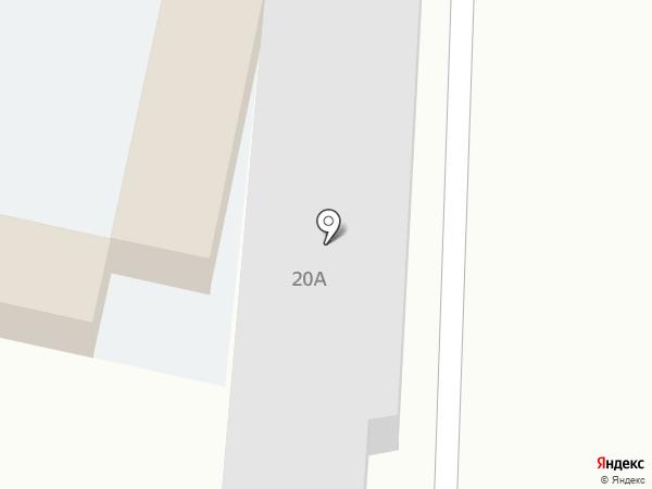 Автопартнер на карте Энгельса