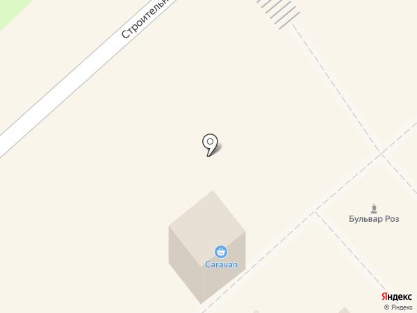 Caravan на карте Энгельса