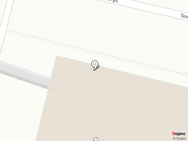 Энгельс-Водоканал, МУП на карте Энгельса