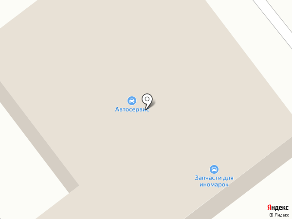 Автоцентр на карте Энгельса
